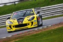Adam Smalley - Elite Motorsport Ginetta G55