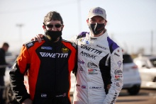 Colin White - CWS Motorsport Ginetta G55 Chris Salkeld - Assetto Motorsport Ginetta G55