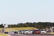 Start of Race 3