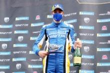 Tom Emson - Elite Motorsport Ginetta G55