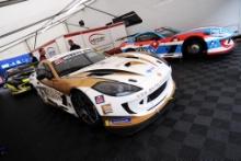 Andy Spencer - Century Motorsport Ginetta G55
