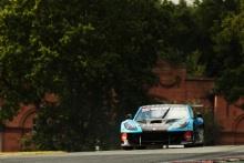 Dan Morris - Simon Green Motorsport Ginetta G55