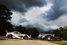 Josh Rattican - Elite Motorsport Ginetta G55 Carlito Miracco - Preptech UK Ginetta G55