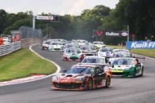 GINETTA GT4 SUPERCUP, Oulton Park