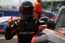Tom Hibbert - Rob Boston Racing Ginetta G55