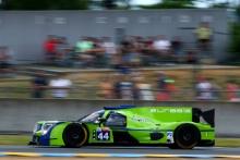 #44 Eurasia Motorsport Ligier JSP217 Gibson: Andrea Bertolini, Nic Jonsson, Tracy Krohn