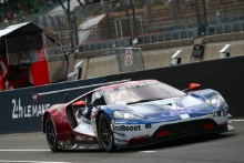#68 Ford Chip Ganassi Racing Ford GT: Joey Hand, Dirk Muller