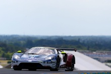 #69 Ford Chip Ganassi Racing Ford GT: Ryan Briscoe, Richard Westbrook