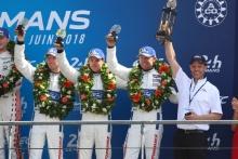 #68 Ford Chip Ganassi Racing Ford GT: Joey Hand, Dirk Muller, Sebastien Bourdais