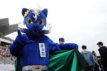 Fans at Fuji Circuit