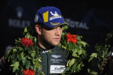#95 Aston Martin Racing Aston Martin Vantage AMR: Marco Sorensen
