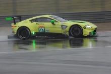 #97 Aston Martin Racing Aston Martin Vantage AMR: Alex Lynn, Maxime Martin