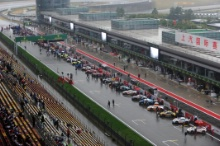 WEC Grid in Shanghai