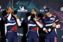 #11 SMP Racing BR Engineering BR1: Mikhail Aleshin, Vitaly Petrov, Brendon Hartey
