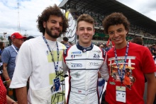 #22 United Autsports Ligier JSP217 - Philip Hanson