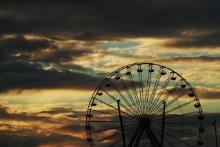 Le Mans Ferris Wheel