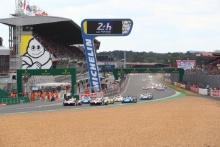 Le Mans 24h Start
