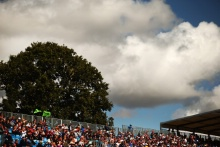 Fans and Crowd at Silverstone