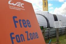 WEC Fan zone