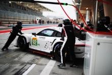 #92 Porsche GT Team Porsche 911 RSR: Job van Uitert, Richard Lietz, Michael Christensen