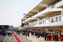 A view of the track at WEC COTA