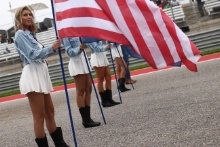 WEC COTA Grid girls