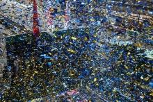 LMP1 Podium (l-r) #1 Rebellion Racing Rebellion R-13 - Gibson: Bruno Senna / Gustavo Menezes / Norman Nato, #8 Toyota Gazoo Racing Toyota TS050: Sébastien Buemi / Kazuki Nakajima / Brendon Hartley, #7 Toyota Gazoo Racing Toyota TS050: Mike Conway / Jose Maria Lopez / Kamui Kobayashi
