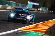 #88 Dempsey-Proton Racing Porsche 911 RSR - 19: Andrew Haryanto, Marco Seefried, Alessio Picariello