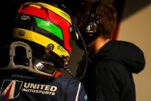#22 United Autosports USA Oreca 07 - Gibson: Filipe Albuquerque