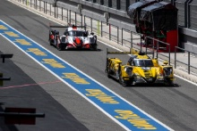 #29 Racing Team Nederland Oreca 07 - Gibson: Frits Van Eerd, Giedo Van Der Garde, Job Van Uitert