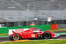 #709 Glickenhaus Racing Glickenhaus 007 LMH: Ryan Briscoe, Romain Dumas, Richard Westbrook