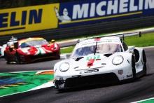 #91 Porsche GT Team Porsche 911 RSR - 19: Gianmaria Bruni, Richard Lietz,