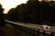 #85 Iron Lynx Ferrari 488 GTE EVO LMGTE Am of Rahel Frey, Sarah Bovy, Michelle Gatting