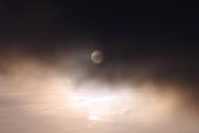 Foggy Sunrise at Le Mans