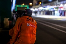 Marshals at Le Mans