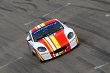 Shane Stoney Quattro Motorsport Ginetta GT5