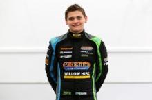 Connor O'Brien Ginetta GT5