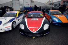 Matt Palmer Ginetta GT5
