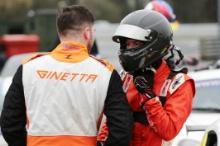 Shane Stoney Ginetta GT5