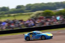 Sebastian Arenram Reflex Racing Ginetta GT5