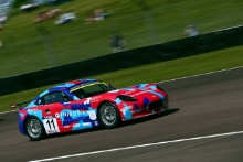 James Townsend Fox Motorsport Ginetta GT5