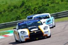 Brett Ward W2R Motorsport Ginetta GT5