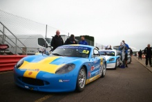 Sebastian ARENRAM, Reflex Racing Ginetta GT5