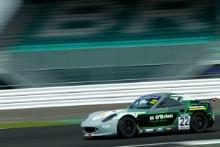 Connor O'Brien Optimum Motorsport Ginetta GT5