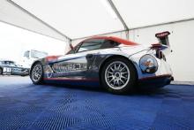 Alex Toth-Jones Richardson Racing Ginetta GT5