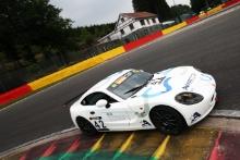 Mike West Asseto Motorsport Ginetta G40