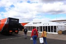 Ginetta Race Centre