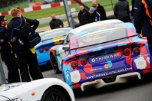 James Townsend Fox Motorsport Ginetta GT5