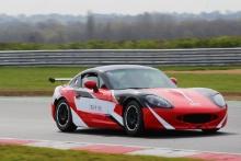 Jagjeet Virdie / Declan Jones Racing