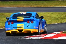 Ryan Firth (GBR) Ginetta GT5